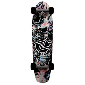 Z-Flex Cruiser Complete Cruiser Skateboard - Acid Black 29