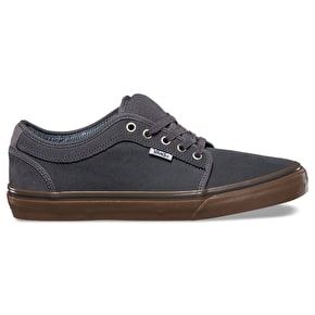 Vans Chukka Low Skate Shoes - (Work Wear) Tornado/Gum