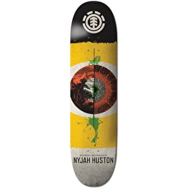 Element Retina Skateboard Deck - Nyjah 8.25