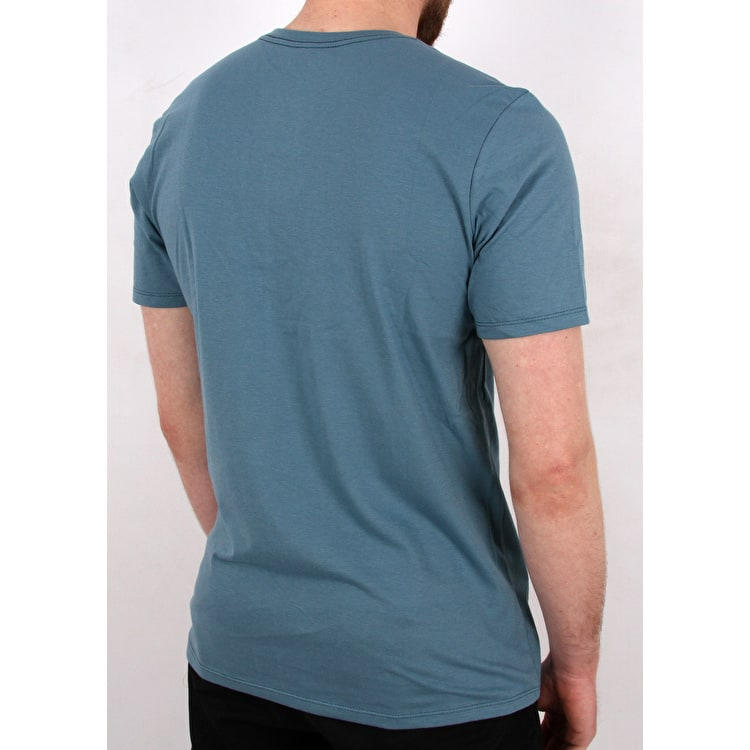 Hurley One & Only Solid T-Shirt - Noise Aqua