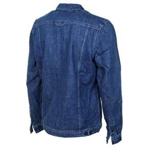 WeSC Rod Denim Jacket - Light Slub