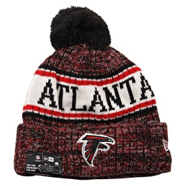 New Era NFL Sideline Beanie 2018 - Atlanta Falcons