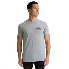 Uppercut Deluxe World's Finest T-Shirt - Grey
