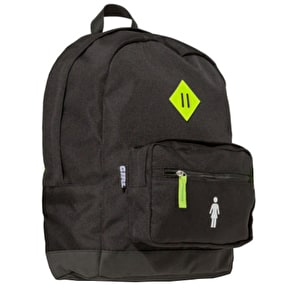 Girl School Yard Backpack - Black