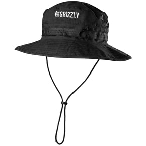Etnies X Grizzly Boonie Hat - Black