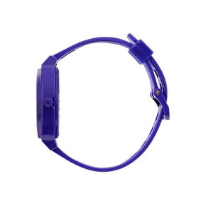 Nixon Time Teller P Watch - Purple