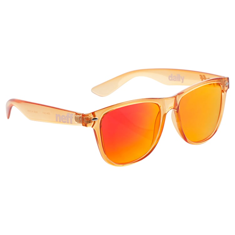 Neff Daily Ice Sunglasses - Orange