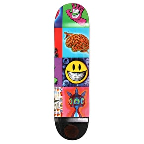 Santa Cruz Ron English POPaganda I Skateboard Deck - Multi 8