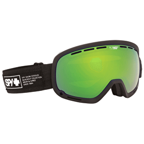 Spy Marshall Goggles - Nocturnal/Happy Bronze/Green Spectra