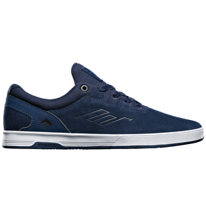 Emerica Westgate CC Shoes - Dark Blue/White