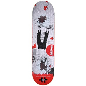 Almost Skateboard Deck - Fluff Puzzle Impact Plus Youness 8.25
