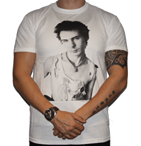 Dennis Morris Sid Wink T-Shirt Photo