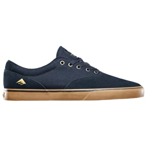 Emerica The Provost Slim Vulc Shoes - Navy/Gum