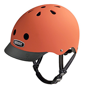 Nutcase Classic Snow Helmet - Dutch Orange Matte