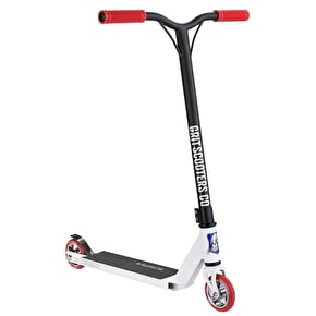 Grit Stunt Scooter - Fluxx 2016 White/Satin Black