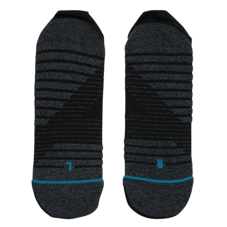 Stance Training Uncommon Solids Tab Socks - Black