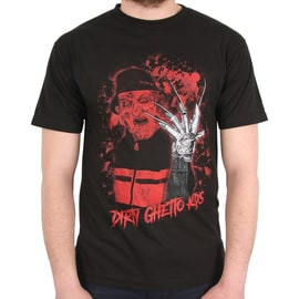 DGK Nightmare T shirt - Black