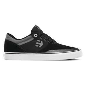 Etnies Marana Vulc Shoes - Black/Grey/White
