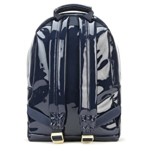 Mi-Pac Patent Backpack - Navy
