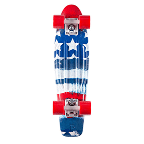 Penny Complete Skateboard - Patriot - 22