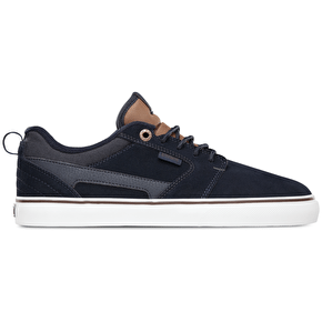 Etnies Rap CT Shoes - (Nathan Williams) Navy/Brown/White