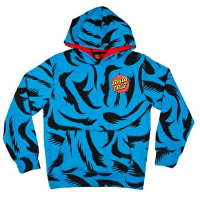 Santa Cruz Big Mouth Hoodie - Blue