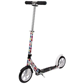 Micro Adult's Scooter - Floral Bright