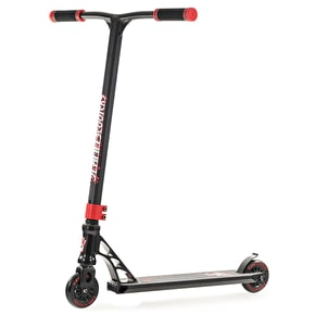 Slamm Urban V Stunt Scooter - Black/Red