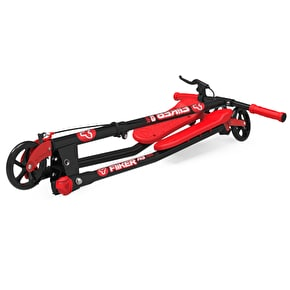 Y-Volution Y-Drifter A3 Air Complete Scooter - Black/Red