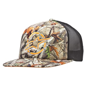 Alpinestars Woodland Trucker Cap - Camo Green