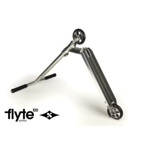 Sacrifice Flyte 100 Complete Scooter - Polished