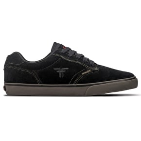 Fallen Slash Shoes - Black/Gum