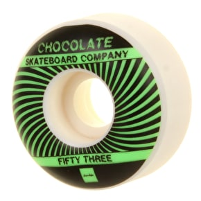 Chocolate RPMs Skateboard Wheels - 53mm