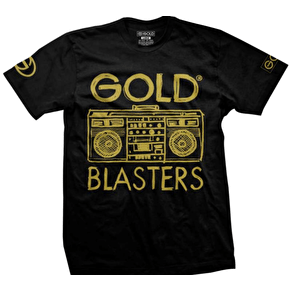 Gold Blasters T-Shirt - Black
