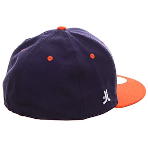 WeSC W 59FIFTY Fitted Cap - Blue Depths