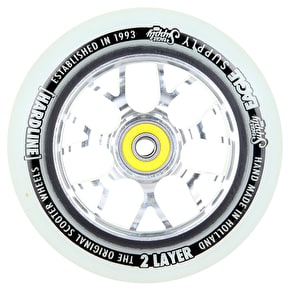 Eagle 115mm 2-Layer X6 Scooter Wheel - Snowball