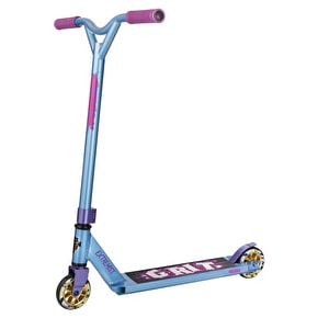 Grit 2018 Extremist Complete Scooter - Iced Blue