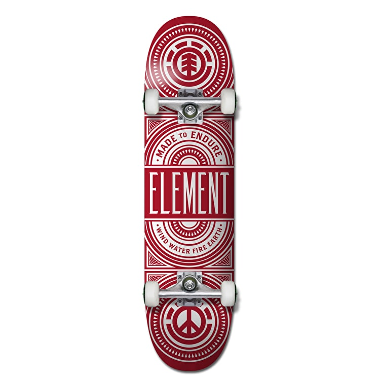 Element Pressed Twig Complete Skateboard - 7.625""