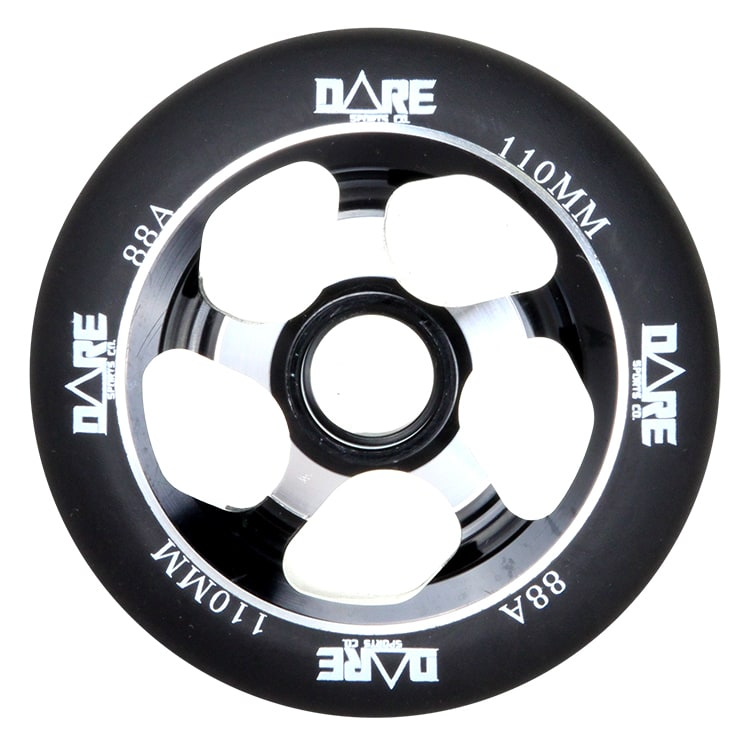 Image of Dare Motion Scooter Wheel - Black 110mm