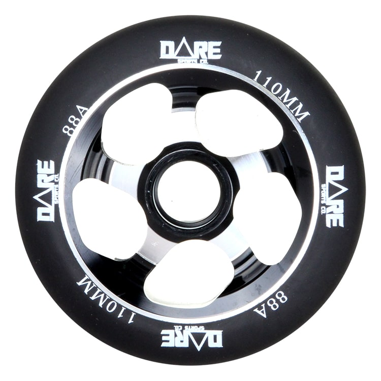 Dare Motion Scooter Wheel - Black 110mm