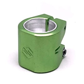 Striker Double Collar Clamp - Green