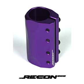 Sacrifice Recon SCS Clamp - Polished Purple