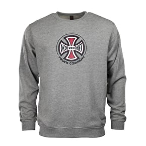 Independent Truck Co. Crewneck - Dark Heather