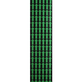 Enuff Arrow Grip Tape - Green/Black