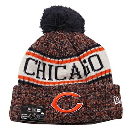 New Era NFL Sideline Beanie 2018 - Chicago Bears