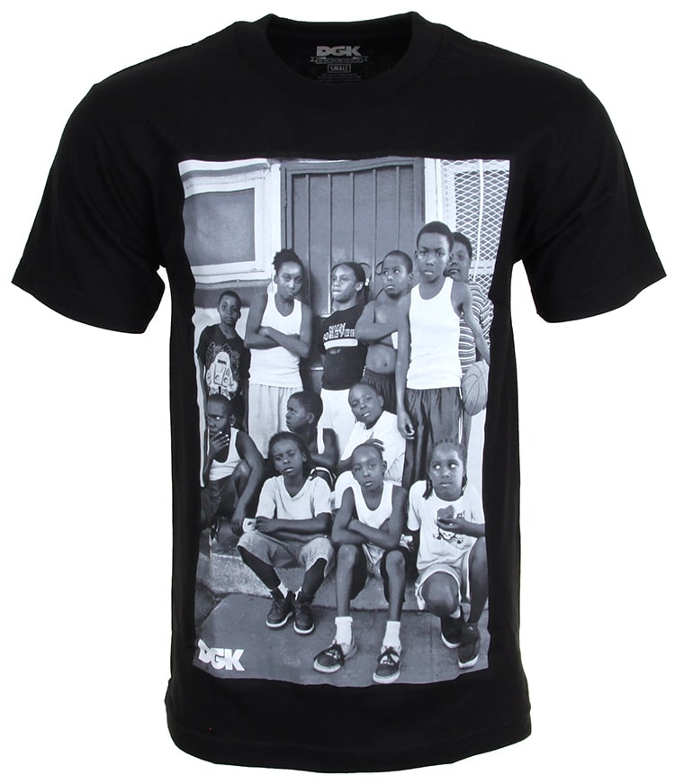 Image of DGK Collective T-Shirt - Black