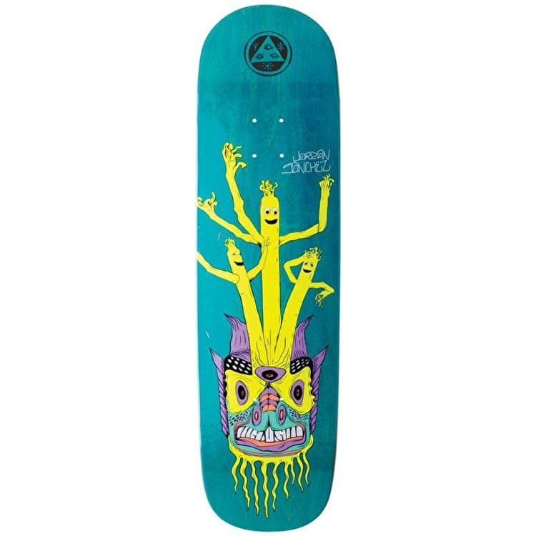 Welcome Air Dancer On Nibiru Skateboard Deck - 8.75""