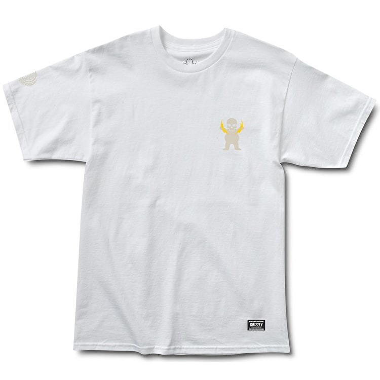 Grizzly X Berrics Special Forces T-Shirt - White