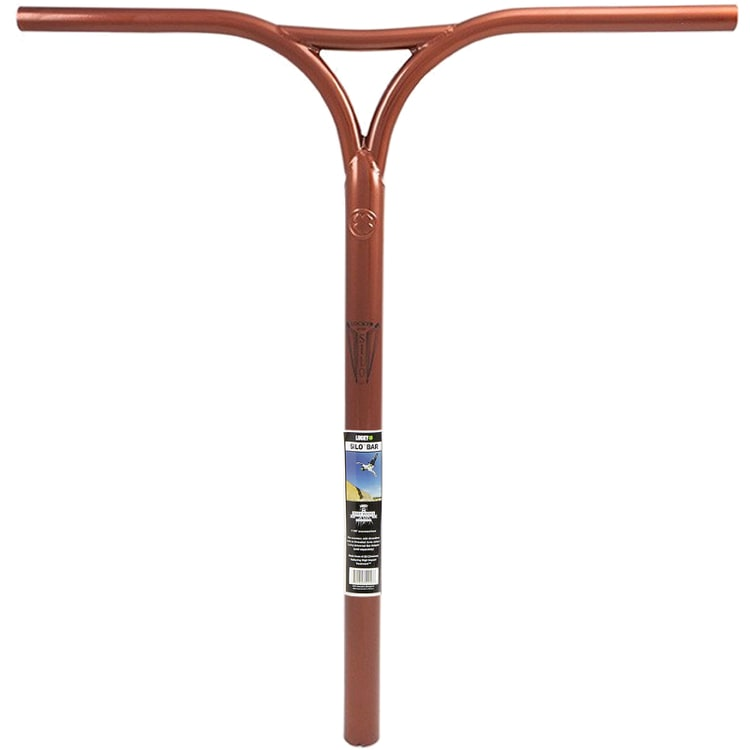 """Lucky Silo SCS Scooter Bars 26"""" x 24"""" - Copper"""
