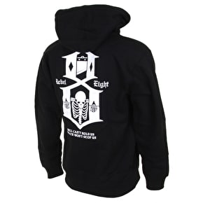 Rebel8 Hell Can'T Hold Us Hoodie - Black
